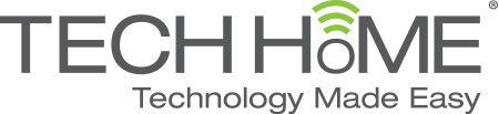Tech Home logo
