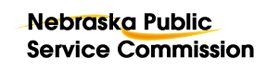Nebraska Public Service Commission logo